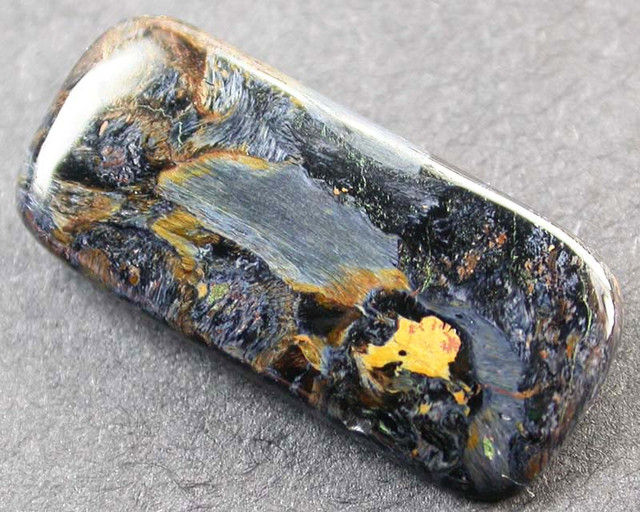18 cts, Rare Pietersite Gemstone,Natural Pietersite Cabochon,Top Quality Pietersite loose stone Size 29X23X5 mm wt