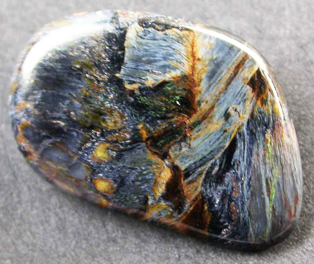 PIETERSITE CABACHON FROM CHINA 12.70 CTS [MX9704]