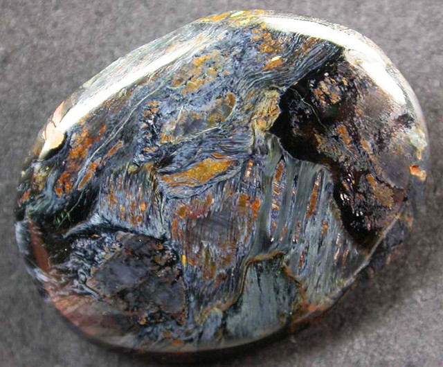 PIETERSITE CABACHON FROM CHINA 15.90 CTS [MX9711]