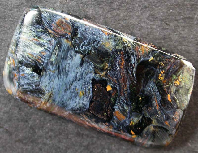 PIETERSITE CABACHON FROM CHINA 18.70 CTS [MX9714]