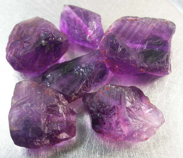NATURAL FLUORITE BEAD PARCEL  -DRILLED 143.80 CTS [MX9749]