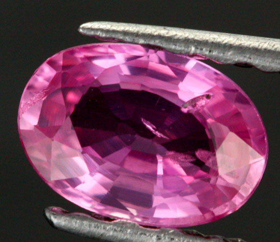 0.53 CTS MADAGASCAN  PINK SAPPHIRE [PS131]