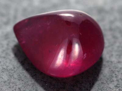 RUBY STONE FROM MADAGASCAR 3.6 CTS  [PS149 ]