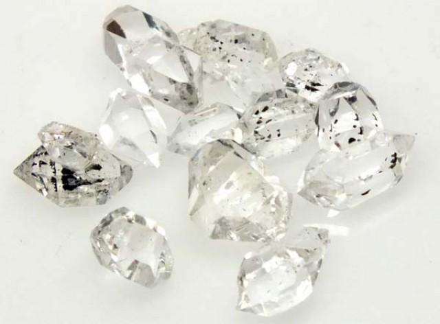 CRYSTAL QUARTZ-LIKE HERKIMER-DIAMOND 2.85 CTS RG-2180