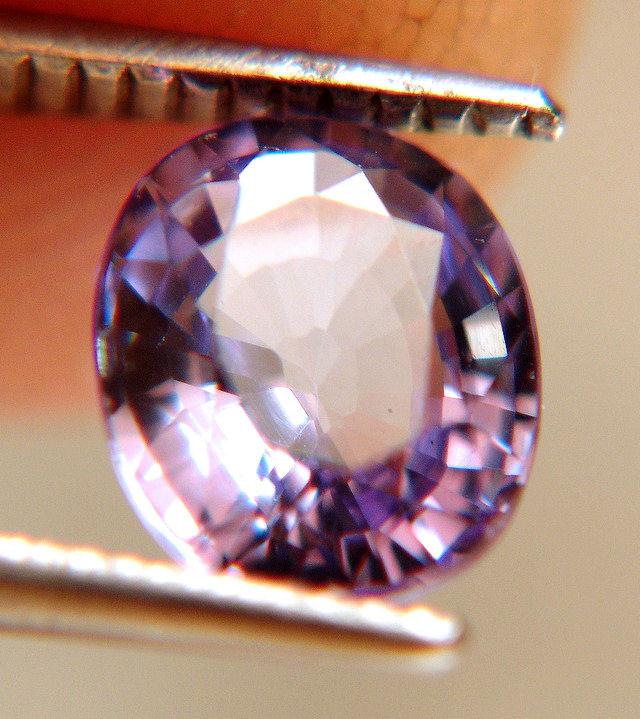 2.05 Carat Stunning Purple Tanzanite Beauty VVS1