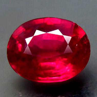 2.15 Carat VVS/VS Cherry Ruby