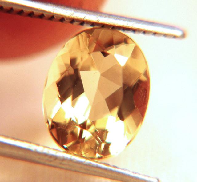 2.49 Carat VVS1 Golden Yellow Beryl - Gorgeous