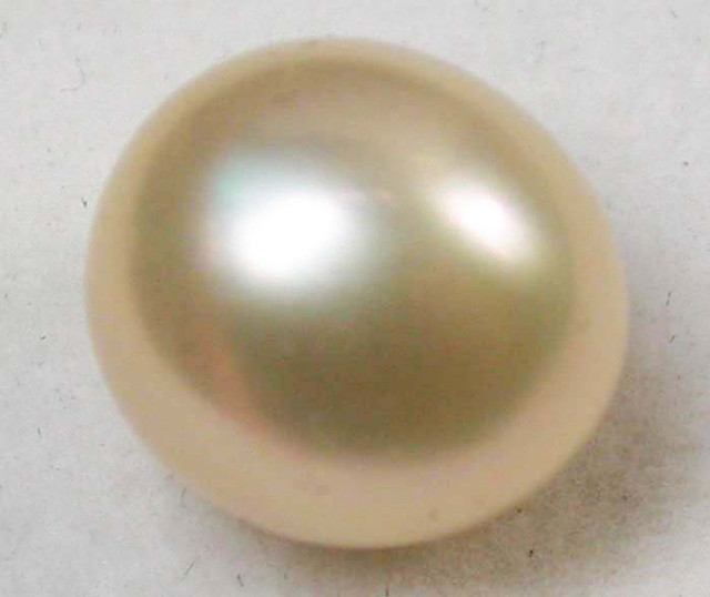 AAA GRADE ROUND PEARL  HIGH LUSTER-10 MM [PF2202]