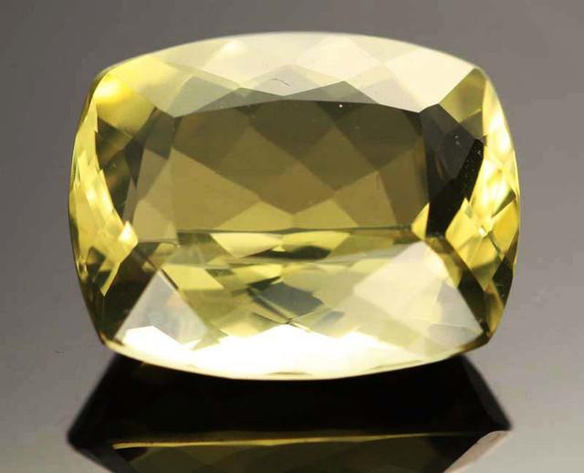 14.32 CTS VVS  LARGE -GOLD/YELLOW QUARTZ   [S6134]