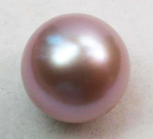 AAA GRADE ROUND PEARL  HIGH LUSTER- 10-11  MM [PF2223]