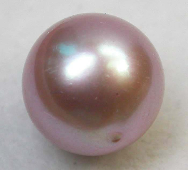 AAA GRADE ROUND PEARL  HIGH LUSTER- 10-11  MM [PF2226]