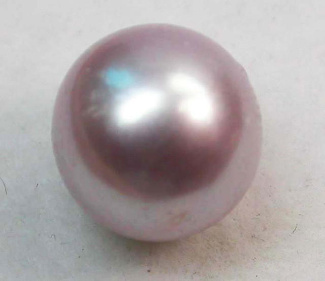 AAA GRADE ROUND PEARL  HIGH LUSTER- 10-11  MM [PF2229]