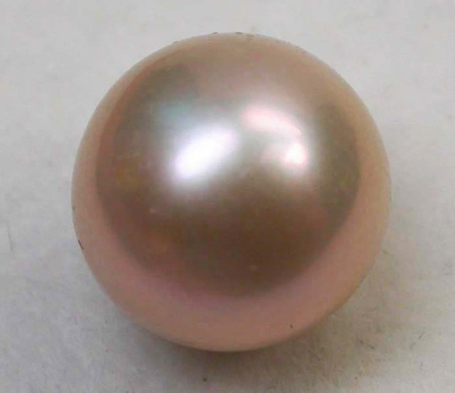 AAA GRADE ROUND PEARL  HIGH LUSTER- 10-11  MM [PF2231]