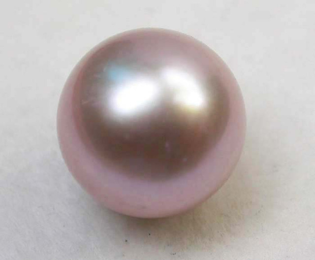 AAA GRADE ROUND PEARL  HIGH LUSTER- 10-11  MM [PF2241]