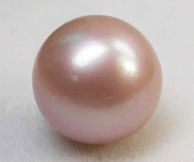 AAA GRADE ROUND PEARL  HIGH LUSTER- 10-11  MM [PF2245]