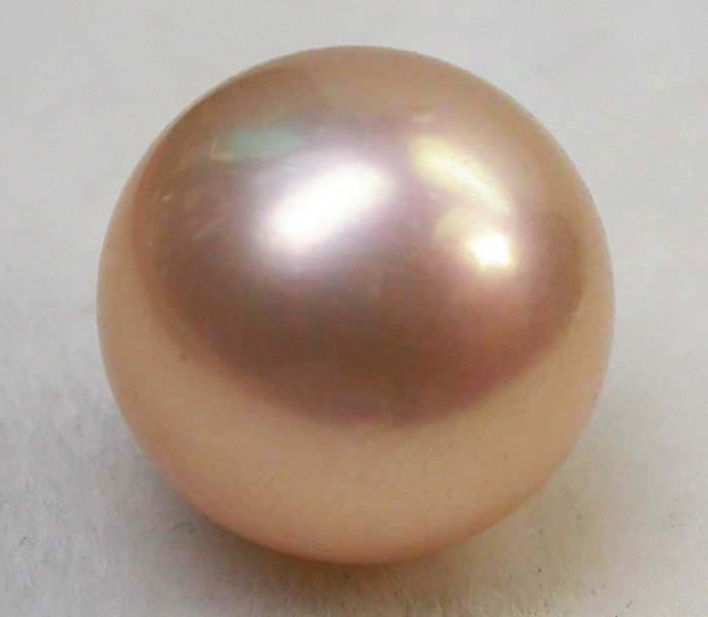 AAA GRADE ROUND PEARL  HIGH LUSTER- 10-11  MM [PF2257]