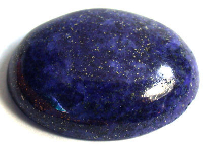 LARGE A GRADE LAPIS FROM AFGHANISTAN 50.2 CTS GW 1103