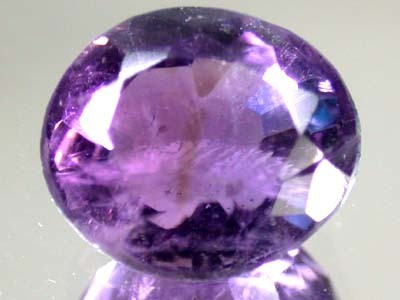 AMETHYST FROM AFGHANISTAN 10.9 CTS GW 1179