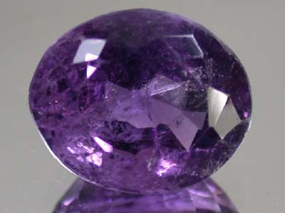 AMETHYST FROM AFGHANISTAN 8.70 CTS GW 1181