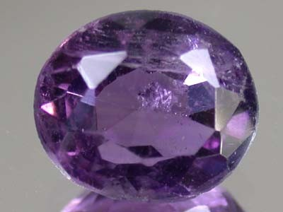 AMETHYST FROM AFGHANISTAN 6.10 CTS GW 1189