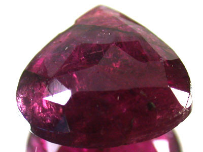 TOURMALINE BEAD TEAR DROP SHAPE 5 CTS GW 1539