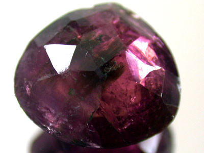 TOURMALINE BEAD TEAR DROP SHAPE 5.30 CTS GW 1563