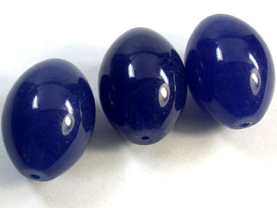 PARCEL 3 PCS LARGE NATURAL QUARTZ BEADS 157 CARATS GW 1650
