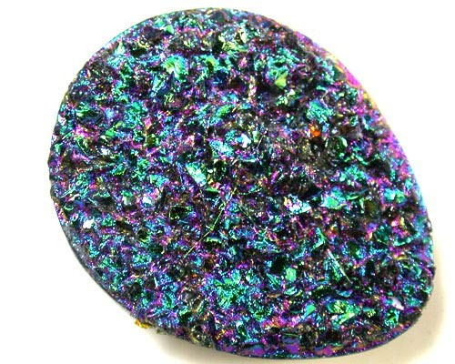 COLOURFUL DRUSSY STONE   32.8CTS [MGW 480 ]