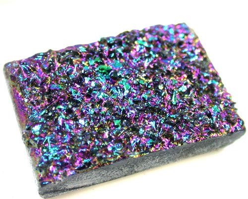 COLOURFUL DRUSSY STONE   30 x 20 x 10CTS [MGW 487 ]