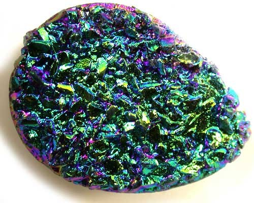 COLOURFUL DRUSSY STONE  36CTS [MGW 529]