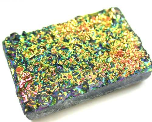 COLOURFUL DRUSSY STONE  38CTS [MGW 532 ]