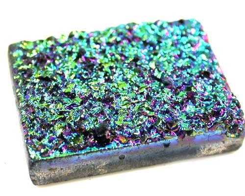 COLOURFUL DRUSSY STONE  47.8CTS [MGW 549 ]