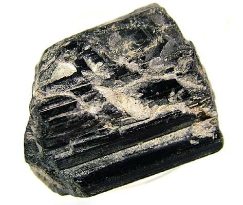 TOURMALINE BLACK NATURAL 90 CTS TBG-1831
