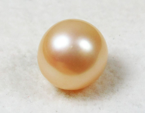 AAA GRADE ROUND PEARL  HIGH LUSTER- 9-10  MM [PF2286]