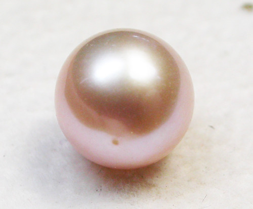 AAA GRADE ROUND PEARL  HIGH LUSTER- 9-10  MM [PF2310]