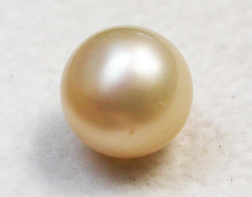 AAA GRADE ROUND PEARL  HIGH LUSTER- 9-10  MM [PF2313]