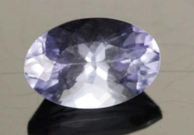 0.55 CTS VVS TANZANITE STONE - WELL CUT  [S7085]