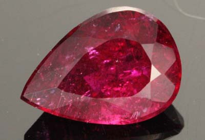 2.55 CTS TOP RUBELLITE FROM 'CRUZEIRO MINE'   [S7092]