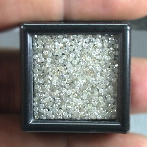 NATURAL WHITE DIAMOND,1PTS-2PTSSIZEMIXLOT-25CTW,NR,LOWDEAL