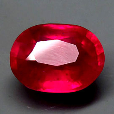 Fiery 3.11 Carat VS Pigeon Blood Ruby - Gorgeous