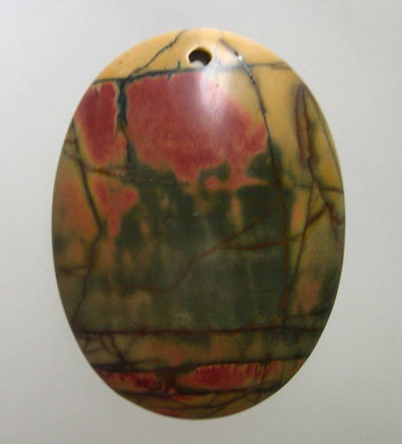 VERY NICE PICASSO JASPER 40x30 MM