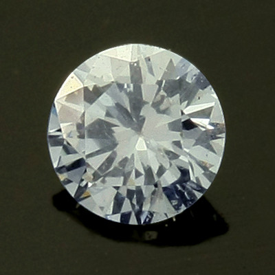 NATURAL WHITE DIAMOND-5.2MM,0.50CTWSIZE-1PCS,LOWESTDEAL,NR