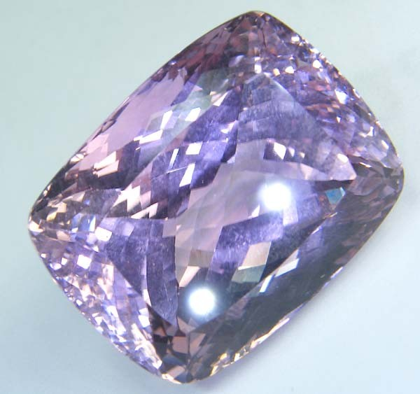 VVS1 PINK KUNZITE UNTREATED  COLLECTOR PC  107 CTS  AF-6