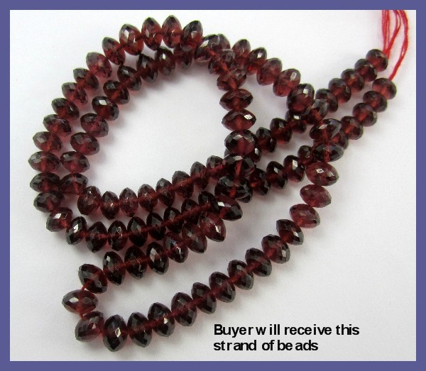These beads are much more beautiful in hand.