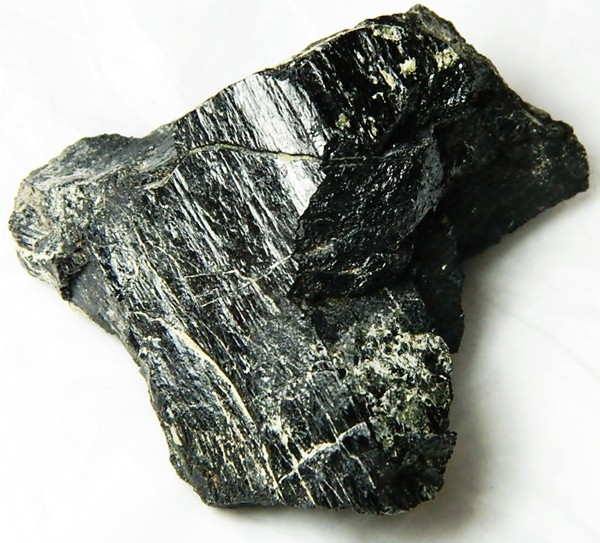 121gms Natural Afghanistan Black Tourmaline Rough R104
