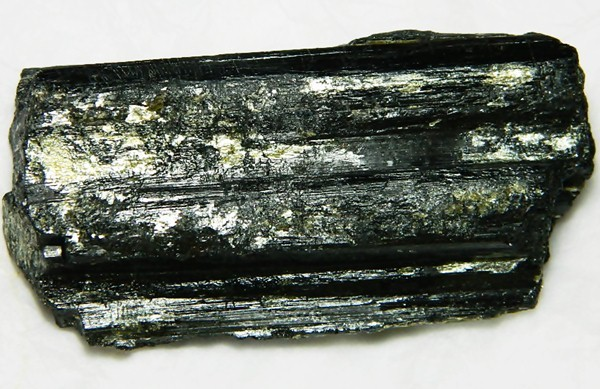 194gms Natural Afghanistan Black Tourmaline Rough R109