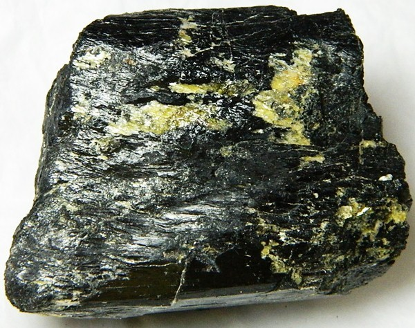 134gms Natural Afghanistan Black Tourmaline Rough R115