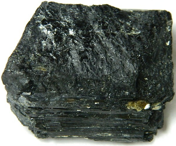 84gms Natural Afghanistan Black Tourmaline Rough R119