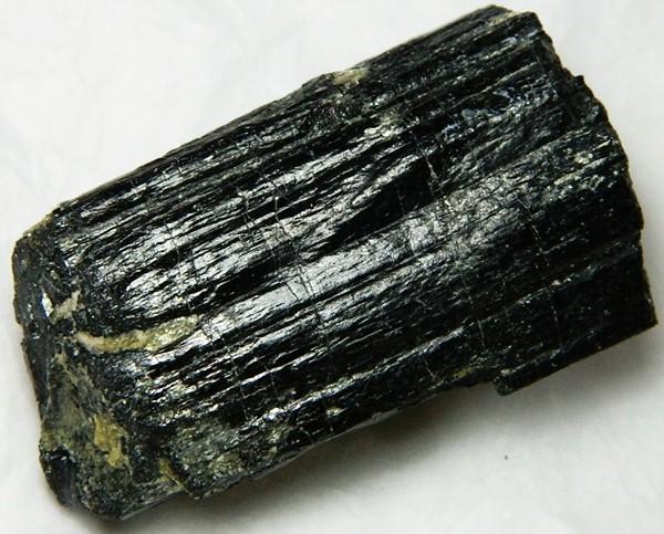 107gms Natural Afghanistan Black Tourmaline Rough R120