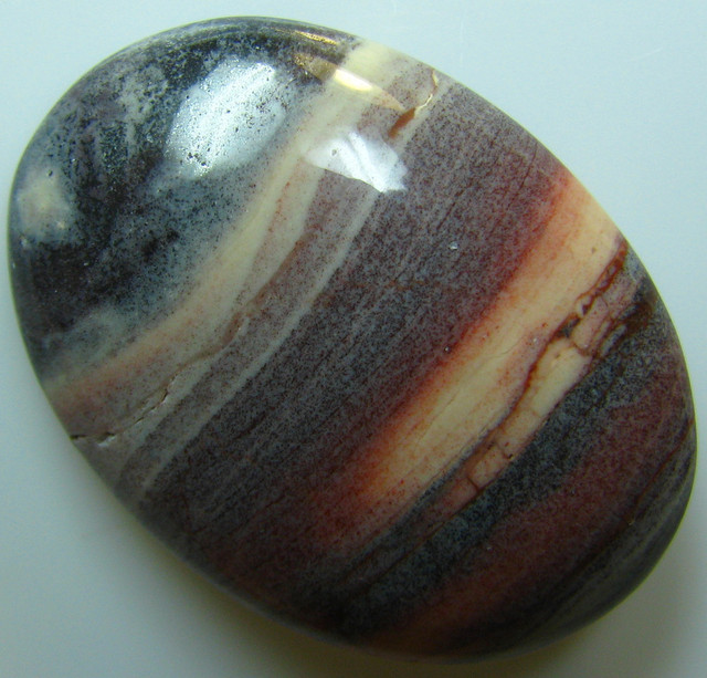 PORCELAIN JASPER FROM MEXICO 43.60 CTS